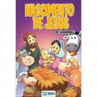 Imagem - Kit Em Quadrinhos da Bíblia - (Pct com 03 Volumes diferentes) cód: 9786557380499
