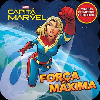 Imagem - Minhas Primeiras Histórias Marvel - Capitã Marvel  cód: 9788533957282