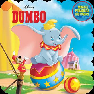 Imagem - Minhas Primeiras Histórias Disney - Dumbo cód: 9788533957244