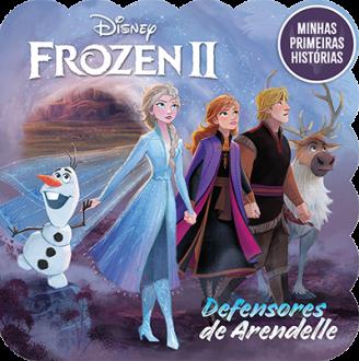 Imagem - Minhas Primeiras Histórias Disney - Frozen II Defensores de Arendelle - 9788533957220