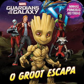 Imagem - Minhas Primeiras Histórias Marvel - Guardiões da Galáxia  cód: 9788533957299