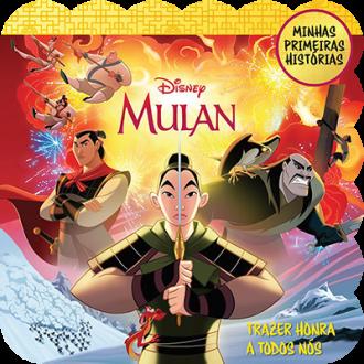 Imagem - Minhas Primeiras Histórias Disney - Mulan - 9788533957237