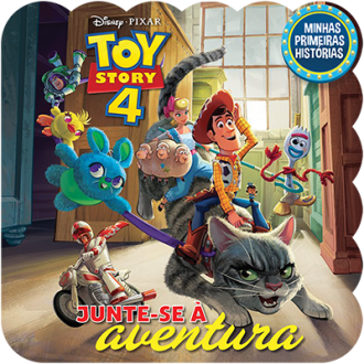 Imagem - Minhas Primeiras Histórias Disney - Toy Story 4 cód: 9788533957251