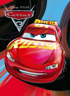 Imagem - Mini Livro da Disney - Carros 3 cód: 9788533952393