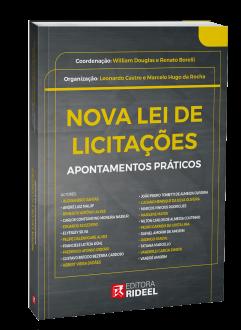 Imagem - Nova Lei de Licitações - Apontamentos Práticos cód: 9786557383025