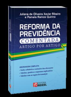 Imagem - Reforma da Previdência Comentada - 1ª edição cód: 9788533958326