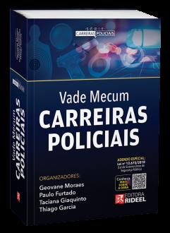 Imagem - Vade Mecum Carreiras Policiais 1ED. cód: 9798533903773