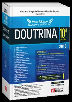 Imagem - Vade Mecum Esquemas de Estudo – Doutrina cód: 9798533903774