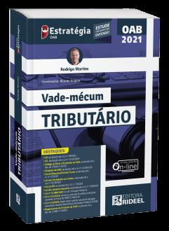 Imagem - Vade-mécum Tributário - 1ª edição cód: 9786557381632