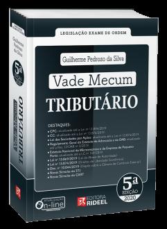 Imagem - Vade Mecum Tributário - 5ª edição cód: 9788533958791