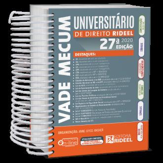 Imagem - Vade Mecum Universitário de Direito cód: 9788533958302