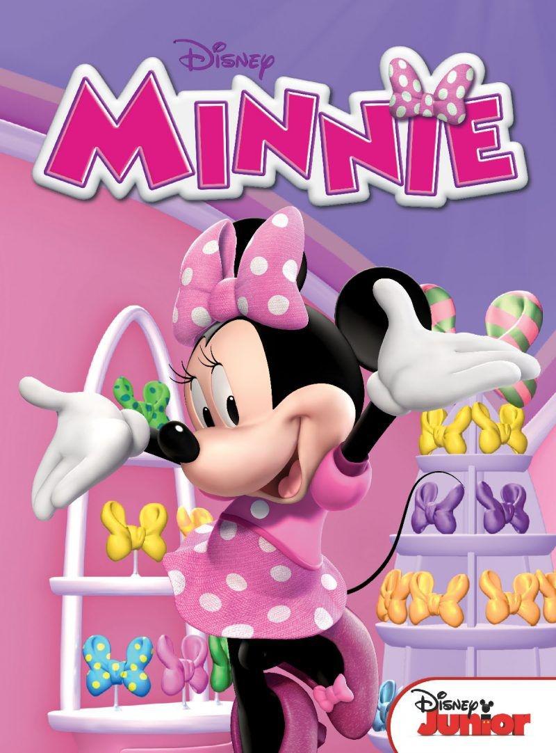 Mini Livro da Disney - Minnie