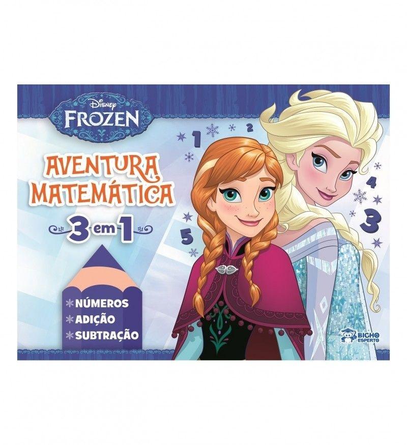 Aventura Matemática - Disney Frozen