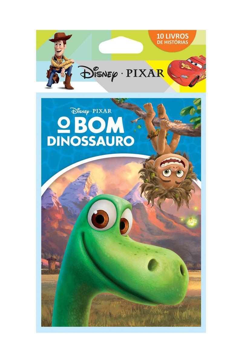 Solapa Média Histórias Disney (Pct 10 livros) - Pixar