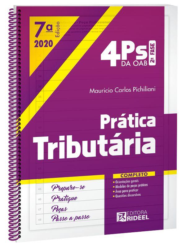 4Ps da OAB - Prática Tributária - 7ª edição