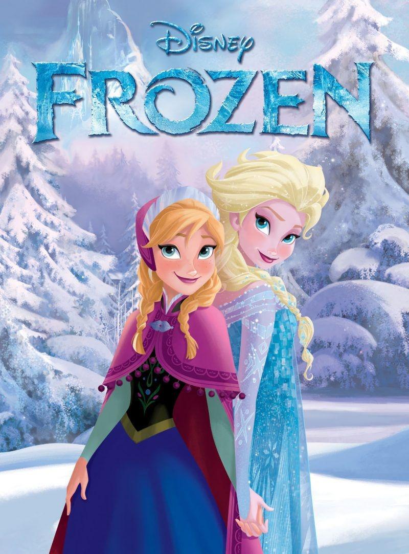 Mini Livro da Disney - Frozen