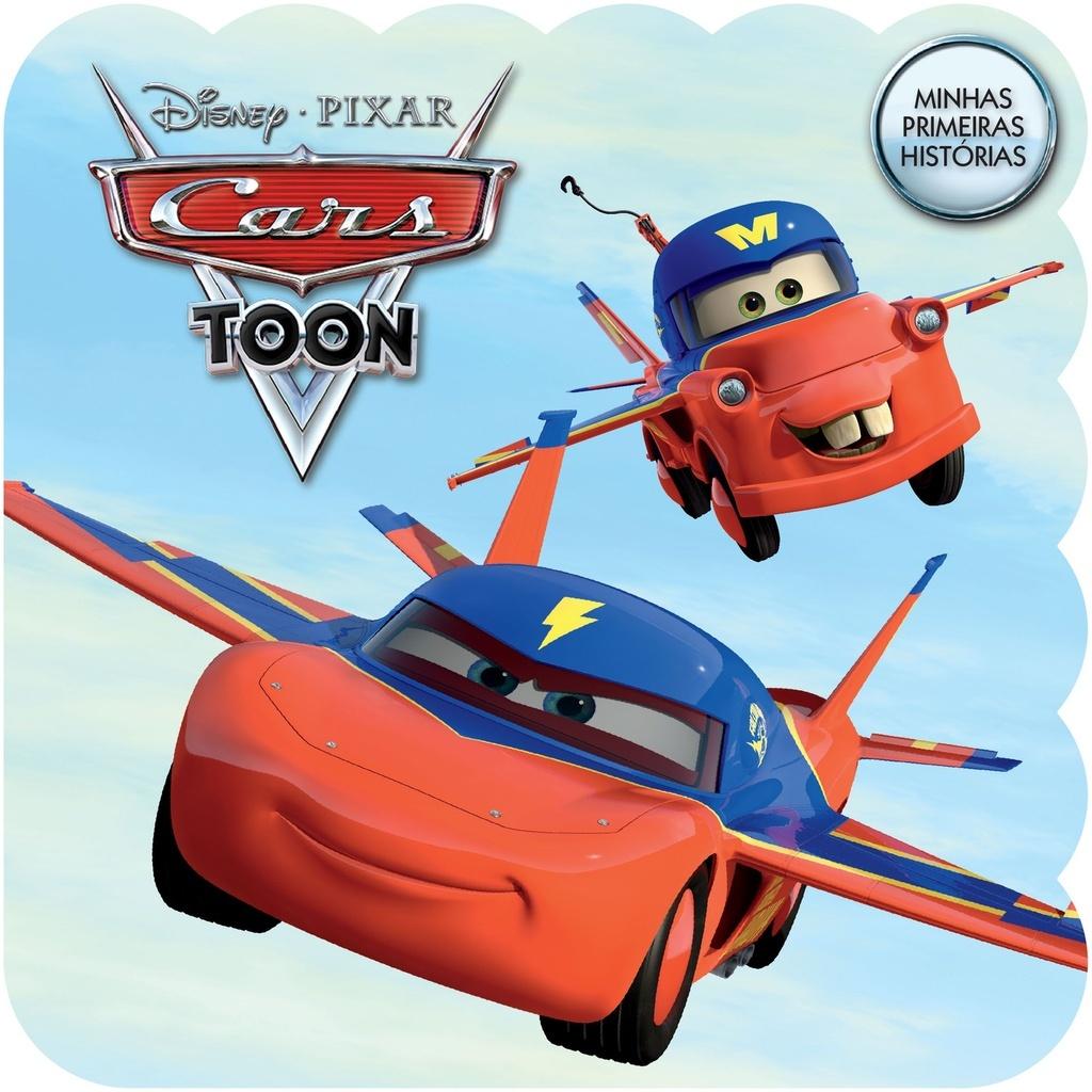 Minhas Primeiras Histórias Disney - Carros Toons