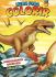 Livro Para Colorir - Dinossauros Incríveis