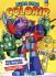 Livro Para Colorir - Esquadrão Metalicons