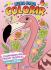 Livro Para Colorir - Flamingos no Verão Tropical