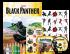 Marvel Kit 5 em 1 com DVD - Pantera Negra