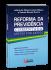 Comentários a Reforma da Previdência