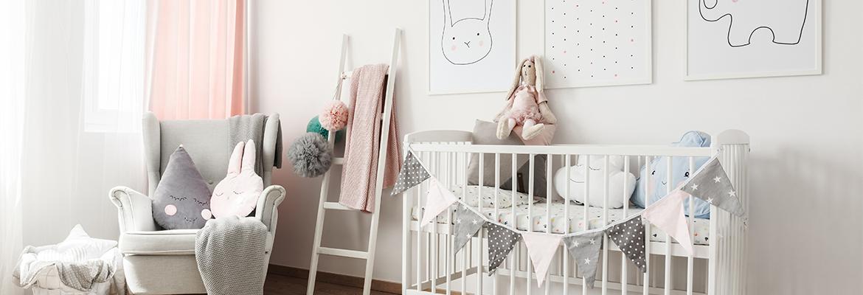 O Quarto do Bebê: Ideias e Inspirações