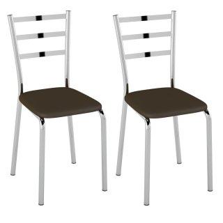 Cadeira 2 Unidades PC14 - Pozza