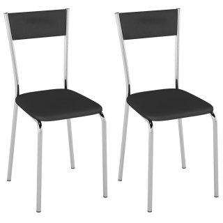 Cadeira 2 Unidades PC15 - Pozza