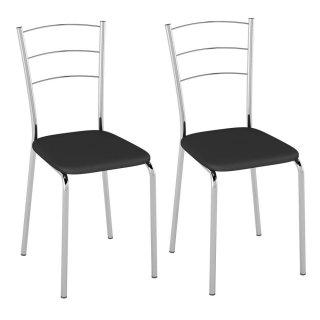 Cadeira 2 Unidades PC16 - Pozza