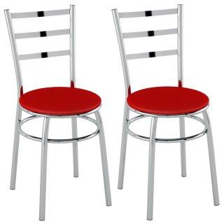 Cadeira 2 Unidades PC17 - Pozza