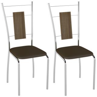 Cadeira 2 Unidades PC19 - Pozza