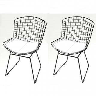 Cadeira Bertoia Pintada 2 unidades - Elare