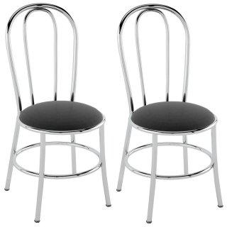 Cadeira PC01 2 Unidades - Pozza