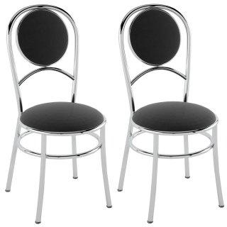 Cadeira PC03 2 Unidades - Pozza