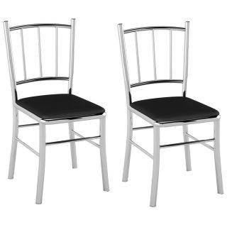 Cadeira PC12 2 Unidades - Pozza