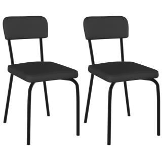 Cadeira Sixtie Pintada 2 Unidades PC20 - Pozza