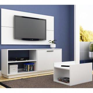 Conjunto Compacto para Sala de Estar BR 398 - BRV Móveis