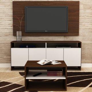 Conjunto Compacto para Sala de Estar BR 399 - BRV Móveis