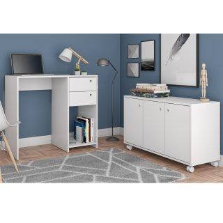 Conjunto de  Home Office BKO 14 - BRV Móveis