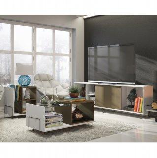 Conjunto de Sala de Estar CB013 - BRV Móveis