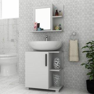 Conjunto para Banheiro BBN17 - BRV Móveis