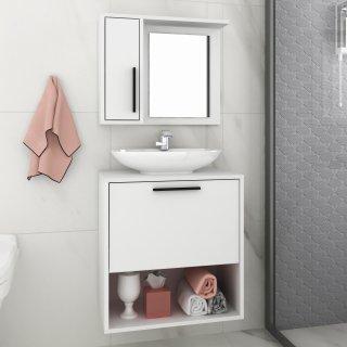 Conjunto para Banheiro BBN18 - BRV Móveis