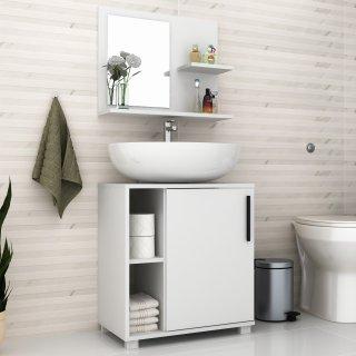 Conjunto para Banheiro BBN19 - BRV Móveis