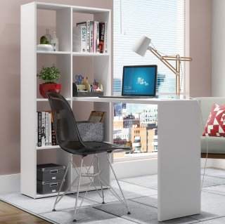 Escrivaninha Estante BE 38 - BRV Móveis