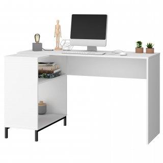 Mesa de Computador com 2 Nichos BC78 - BRV