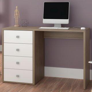Mesa de Computador com 4 Gavetas BC61 - BRV