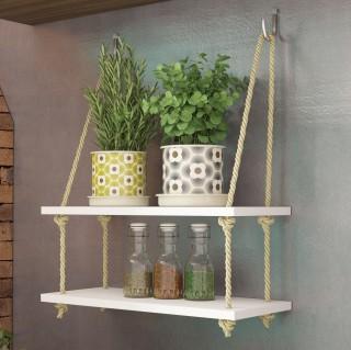 Imagem - Prateleira Decorativa BPL 24 Linha Nature - BRV Móveis