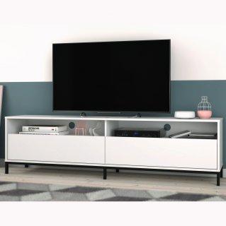 Rack para TV com 2 Portas BR53 - BRV