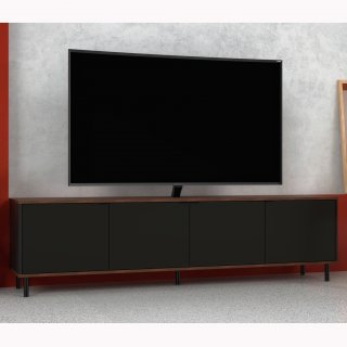 Rack para TV 4 Portas BR57 - BRV